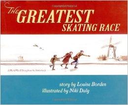skating race